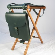 Carry Seat with bag - Green