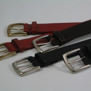 35 mm wide hide belts